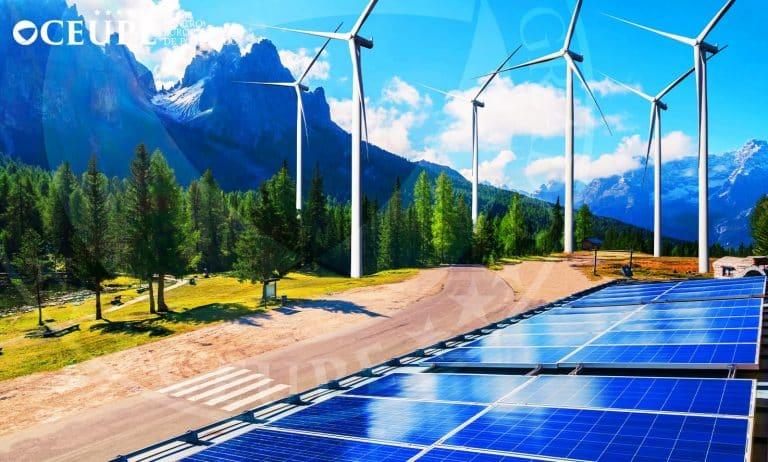 Maestría en Energías Limpias y Eficiencia Energética Online (Energías Renovables)